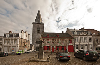 Limbourg Municipality in French Community, Belgium