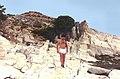 Limestone in Thassos, Greece (49018253632).jpg