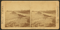 Lincolnville. Looking north, by H. A. Mills.png