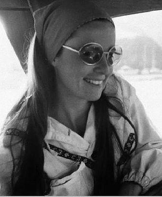 Linda Perhacs - Perhacs in a 1970 publicity headshot