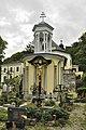 Linz Margarethen Heiliggrabkapelle Friedhof.JPG