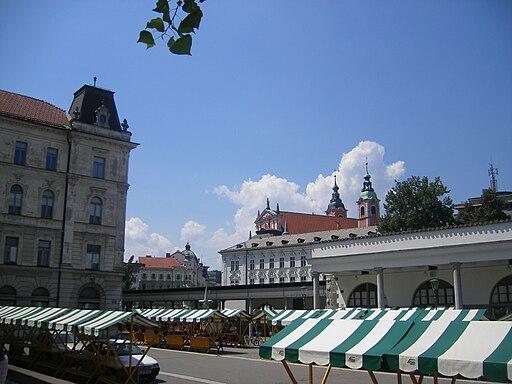 Ljubljana - Poga?arjev trg (2008-07)