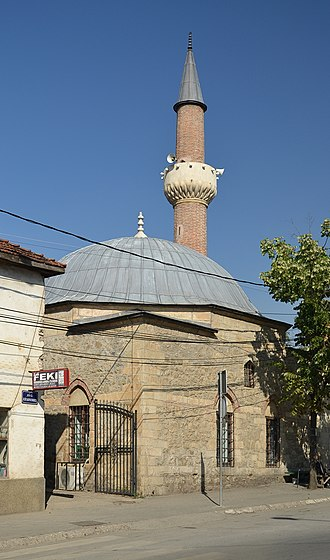 Behgjet Pacolli - Image: Llap Mosque, Pristina