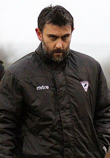 Lloyd Blackman English footballer