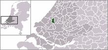 Situo de la komunumo Delft