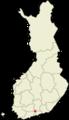 Location of Mäntsälä in Finland.png