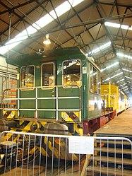 Locomotive BL3, Tyne and Wear Metro depot open day, 8 August 2010.jpg