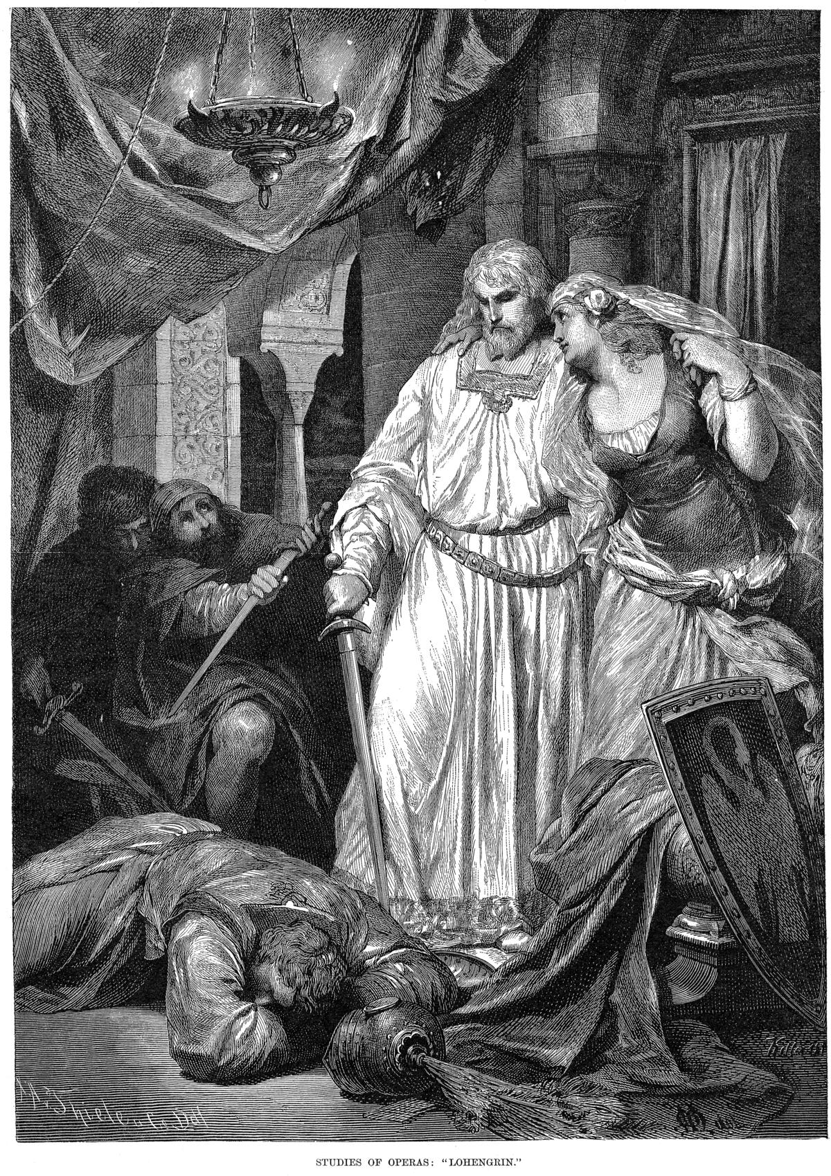 Lohengrin (opera) – Wikipedia, wolna encyklopedia