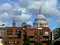London - Domes of Saint Paul's Cathedral - panoramio.jpg