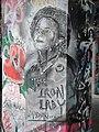 London Southbank Centre graffiti 5.JPG