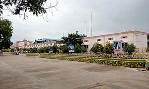 Guntakal railway division -  Kadapa Railway Station Premises