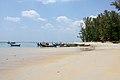 Longboats, Nai Yang Beach, Phuket (4447775535).jpg