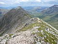Looking NE along Buachaille Etive Beag ridge - geograph.org.uk - 1242324.jpg