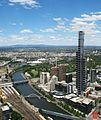 Looking down at South of Melbourne CBD and Southbank.jpg