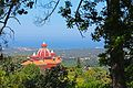 Looking out towards the Atlantic over the rooftop of the Palace of Monserrate in Sintra National Park (27419195674).jpg