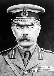 Kitchener in First World War uniform