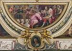 Lorenzo di Magnifico visits king Ferdinand of Aragon in Naples (Palazzo Vecchio, Florence).jpg
