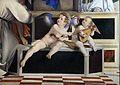 Lorenzo lotto, polittico di san domenico di recanati, 1508, 24 angeli musicanti.jpg