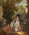 Louis-Roland Trinquesse Femmes et enfants dans un parc Louvre.jpg
