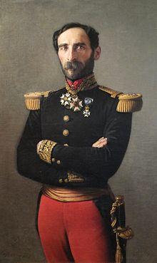 portrait de Cavaignac