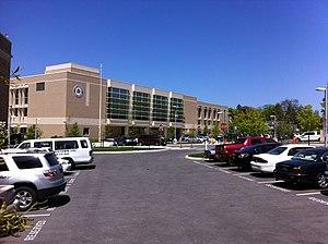 Lower Merion High School - Image: Lower Merion High School New Building