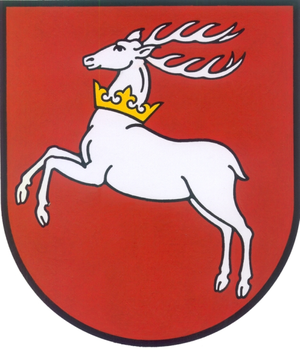 Coat of arms of the Lublin Voivodeship - Image: Lubelskie herb