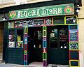Lucha Libre, 10 Rue de la Montagne-Sainte-Geneviève, 75005 Paris, May 2015.jpg