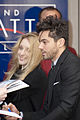 Ludivine Sagnier and Dominic Cooper (Berlin Film Festival 2011).jpg