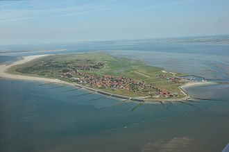 Hour of the Wolf - Baltrum is one of the Frisian Islands.