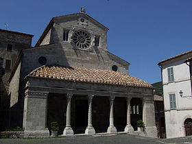Church of Santa Maria Assunta.