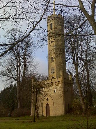 Kellinghusen - Luisenberger Turm (Luisenberg tower)