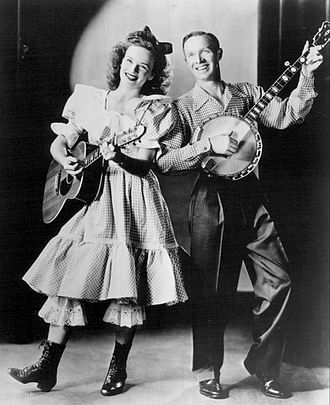 Lulu Belle and Scotty - Lulu Belle and Scotty in 1949
