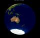 Lunar eclipse from moon-2000Jul16