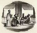Lunch at the Voivodalik, lithograph by Louis Dupré - 1827.jpg