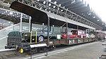 Luzern Közlekedési Múzeum CH-BLS Sdt 50 85 98-03 103-9 autószállító kocsi 2019-03-15.JPG