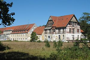 Hohenlychen Sanatorium - Hohenlychen Sanatorium