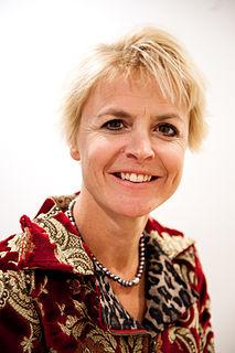 Lykke Friis Danish politician