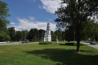 Lyme, New Hampshire - Lyme Common