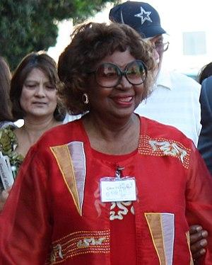 Lynn Hamilton (actress) - Hamilton at The Waltons 40th Anniversary in 2012