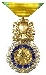 Médaille militaire страна франция франция