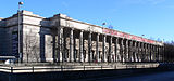 Haus der Kunst (Casa del Arte) de Paul Ludwig Troost (1934-1937)