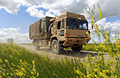 MAN Support Lorry with 12 Mechanized Brigade in Canada MOD 45153131.jpg