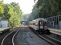 MBTA 1506 at Morton Street station, August 2016.JPG