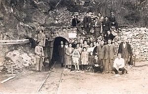 Ecomuseo delle ferriere e fonderie di Calabria - Image: MINIERE