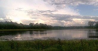Bush Lake (Hennepin County, Minnesota) - Image: MN 220720095029 bush lake