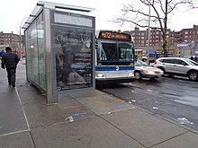 Q72 (New York City bus) - Wikipedia Q Bus Map on
