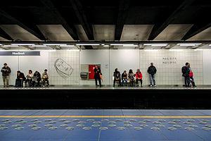 Maalbeek/Maelbeek metro station