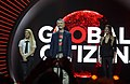 Macri at the Global Citizen stage 02.jpg