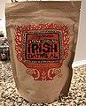 Macroom oatmeal, packaged for sale by Zingerman's.jpg