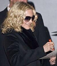 Madonna (Berlin Film Festival 2008) 2